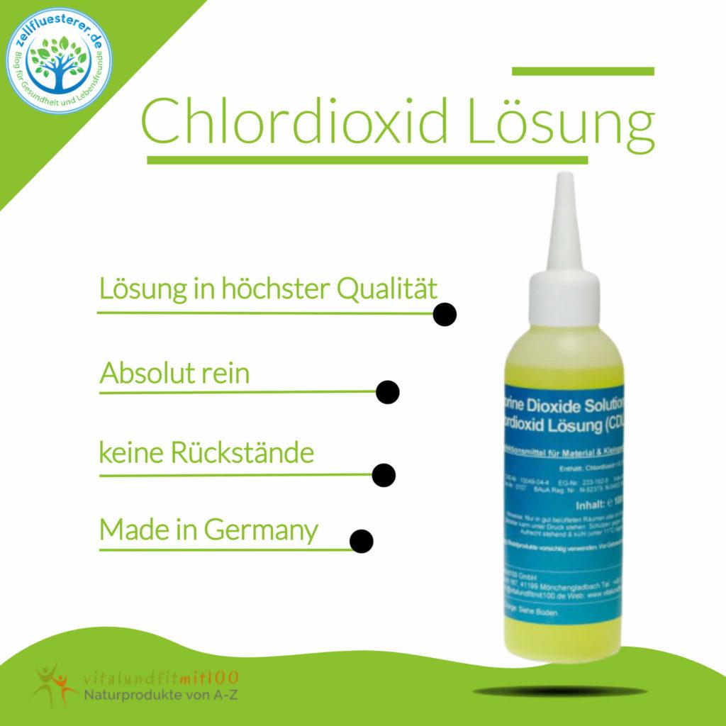 CDL CDS Chlordioxid Lösung von der Zellflüsterer
