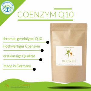 Coenzym Q10 von der Zellflüsterer